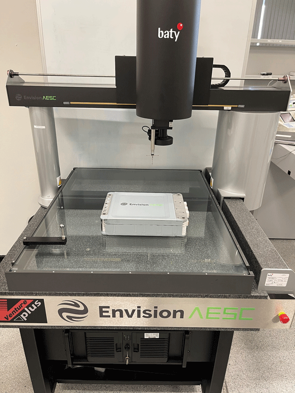 Baty Vision System Boosts Battery Cell Inspection for Envision AESC
